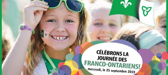 Journée Franco-Ontarienne!